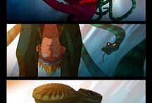 La storia di Medusa