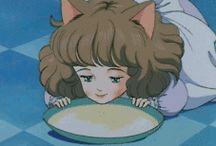 Anime vintage