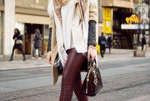 Fashion - Winter / by Courtney Rodriguez