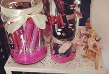 DIY Makeup&Co. / Make-up e creativity storage