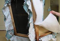 Klä om möbler