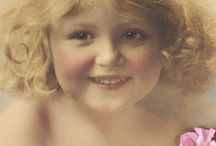 Vintage image-children