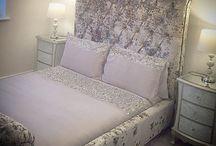 crushed velvet bedroom