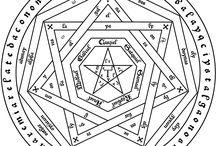 Mystic symbolism