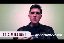 Learn From Jon - Internet Marketing Coaching by Jon Leger
