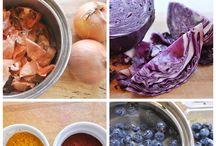 make homemade edilble colours
