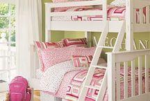 Idei pentru camere de fetite!!!