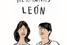 """s u m m e r  c o l l e c t i o n . / An exclusive collection illustrated by the designers """"Hermanas León"""""""