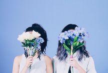 Colores: Azul