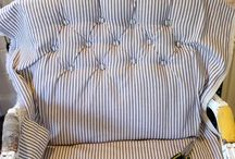 RE UPHOLSTERY BEGINNERS HOW TO
