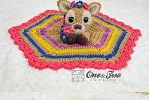 Mantas de Apego Crochet