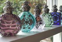 Perfume Bottles / by Irma Martinez