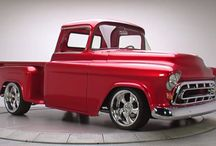 American Trucks / If you like big bad American trucks, you are at the right place. We have some super hot custom Chevy, Mopar and Ford machines. Check Out The Videos!