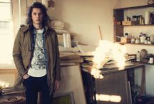 Lee Cooper AW13 Collection / Take a look at the new Lee Cooper Autumn Winter Collection 2013, featuring this seasons 'Makers' #MeetTheMakers #LeeCooper #Since1908