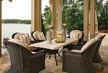 Outdoor Dining Groups / Check out these great dining groups for all your alfresco needs!