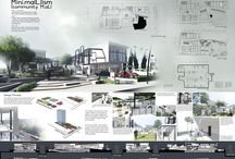 presentation of a design project