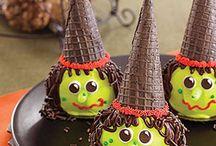 Halloween / Spook-tacular and un-BOO-liveable Halloween ideas.