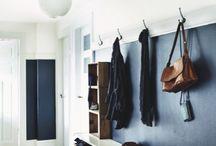 Cloakroom/hallway ideas
