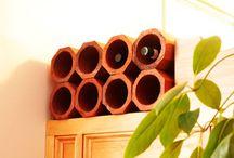 Wine Racks / Terracotta Wine Racks