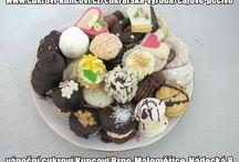 svatební,vánoční a čajové cukroví / cukroví na svatby, oslavy, Vánoce a jiné příležitosti