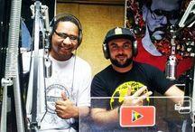 Trampos na Rádio Cultura / Fotos e atividades na rádio cultura
