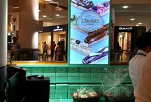 lartisan gourmand / newly opened French gourmet pastry in Al wahda mall