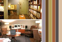 Carrie apartment / Interior touches inspired by carrie bradshaws apartment.