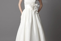 wedding dresses and suits