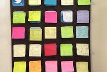 School Ideas - Exit tickets