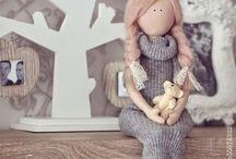 куклы выкройки
