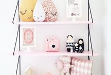 Children's bedroom decor / Good ideas and items to decorate your little one's bedroom!