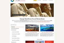 travel agency themes