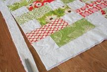 Patchwork quilt easy