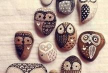 Colorfull rocks