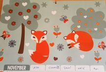 My Insta photos Hello #november #fox #róka #redfox #calendar
