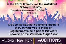 Fireworks on the Waterfront 2015 / The Urban Development Corporation (UDC) will stage its premier event 'Fireworks on the Kingston Waterfront' on New Year's Eve, Thursday, December 31 to ring in the New Year.