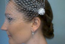 Wedding Bridal Jewellery and Tiaras / A selection of bridal jewellery, tiaras and bridal headpieces available for purchase on our online marketplace