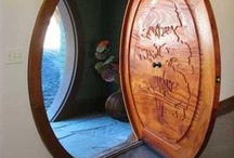 Witchy home