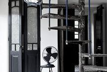 Interior/Industrial / by LIVSGLITTER ❥