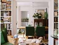 Bookshelves / by VSP Interiors
