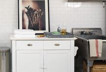 laundry rooms / by Elissa Toews