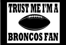 I love my Denver Broncos / by Jennifer Watson