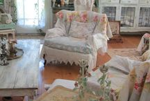 cottage decor / by Tammy Toler