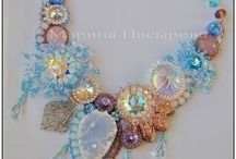 Bijoux and Jewelry / We're Czech Preciosa Ornela beads, Japan TOHO beads e-shop. In English = 8beads.com In Czech = koralkomat.cz In Russian = biser.ru