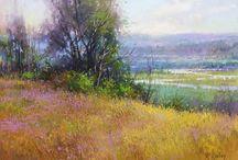 Richard McKinley Pastel
