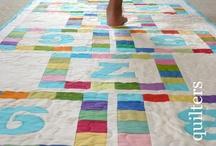 quilt ideas / by Becky McGrath