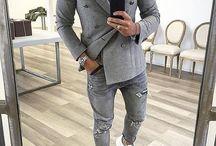 Style habillé homme