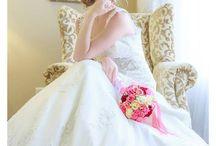Wedding flowers / Bridal bouquets