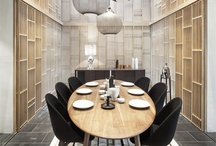 Model Homes - Interiors / by Mallory Rowse