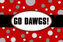 How 'bout them Dawgs!!! / by Kellie Smith